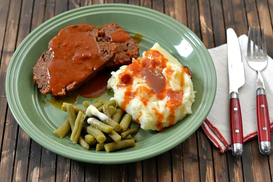 Crock Pot Meatloaf recipe