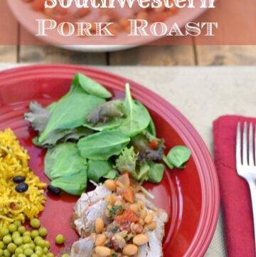 Crock Pot Southwestern Pork Roast