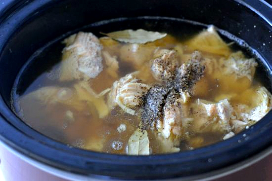 chicken in the crock pot, crock pot recipe