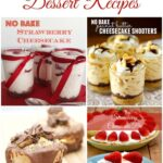 46 No Bake Dessert Recipes