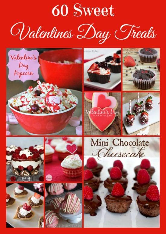 60 Sweet Valentines Day Treats