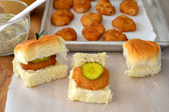 #shop Shrimp Slider Recipe