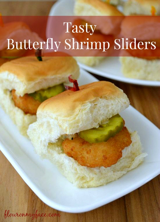 #shop Tasty Butterfly Shrimp Sliders