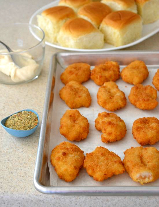 #shop Tasty Shrimp Sliders Ingredients