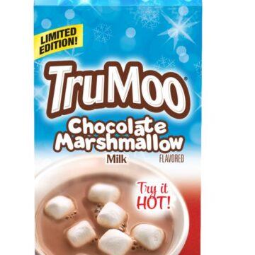 TruMoo Chocolate Marshmallow carton