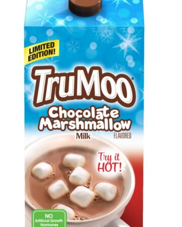 TruMoo Chocolate Marshmallow carton
