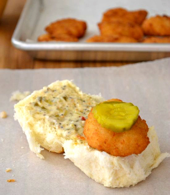 #shop How to assemble a Shrimp Slider