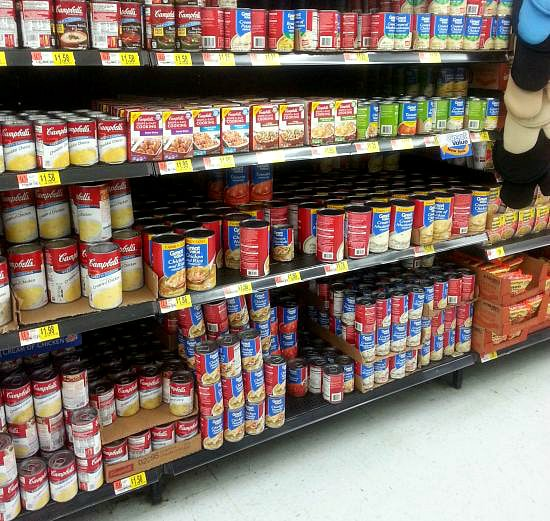 #shop Campbells new Soup for Easy Cooking at Walmart