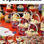 Mickey Mouse Popcorn Munch