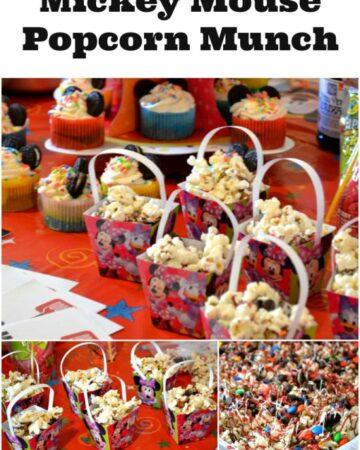Mickey Mouse Popcorn Munch flouronmyface.com