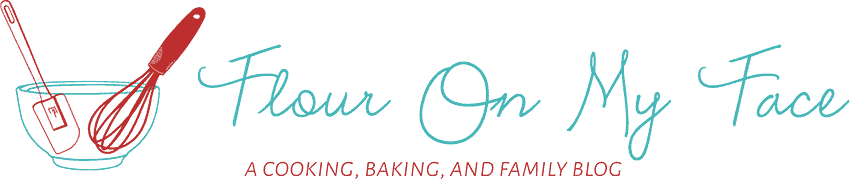 Flour On My Face logo