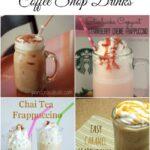 21 DIY Coffee Shop Drinks
