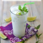 Coconut Mojito #SundaySupper