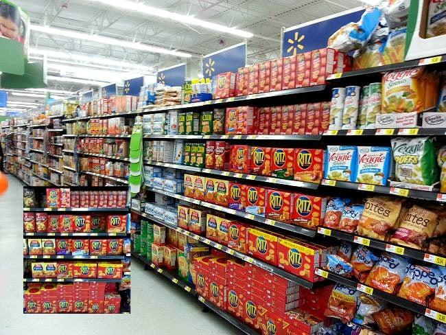 Ritz® crackers at Walmart #shop via flouronmyface.com