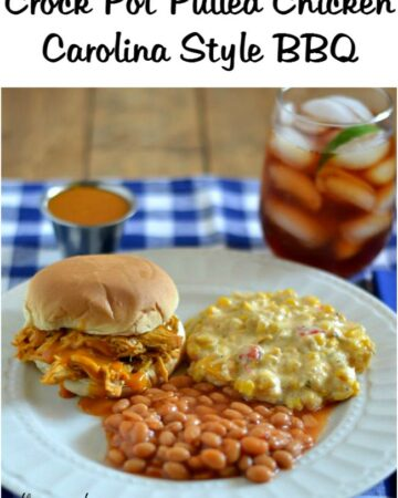 Crock-Pot-Pulled-Chicken-Carolina-Style-BBQ