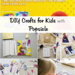 DIY Crafts for Kids #Popsiclehero
