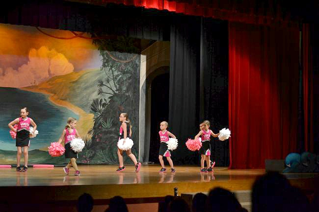 Emma & Hailey's Dance Recital