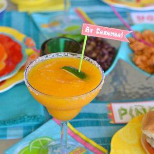 Easy Fruttare Frozen Margarita recipe