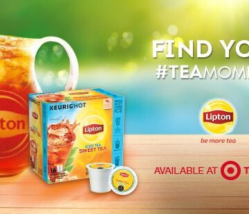 Discoveryour #TeaMoments with Lipton K-Cups via flouronmyface.com