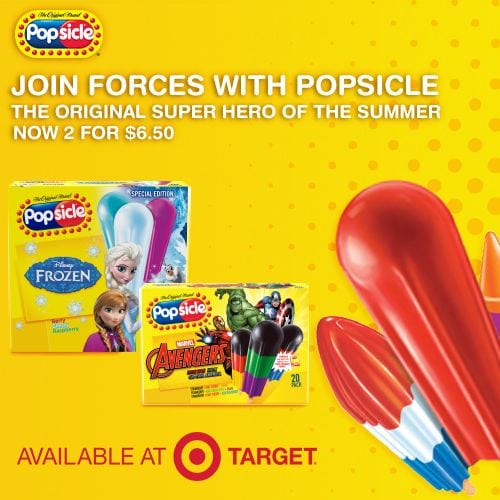 Target Popsicle image