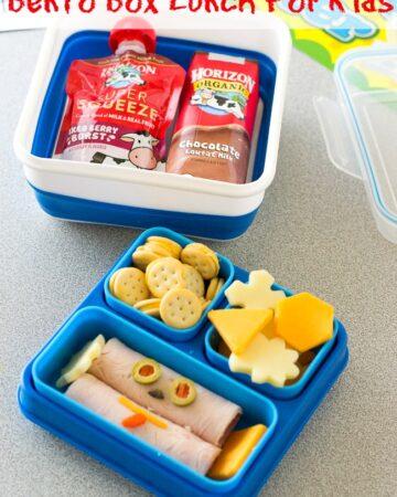 Wholesome Bento Box Lunch for Kids via flouronmyface.com