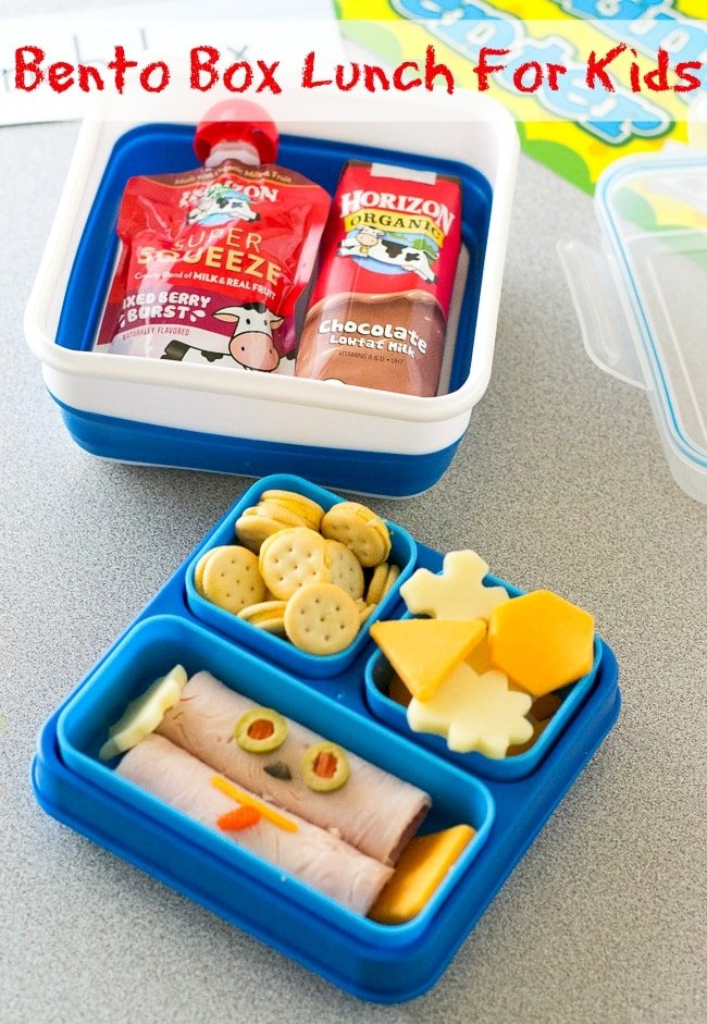 Wholesome Bento Box Lunch for Kids via flouronmyface.com