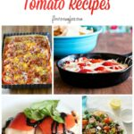 25 Garden Fresh Tomato Recipes via flouronmyface.com