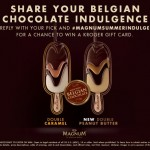 Indulge with Magnum Belgian Chocolate ($50 Kroger Gift Card) #MagnumIndulgenceSummer