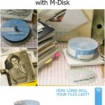 Save Digital Files Permanently with M-Disk #MDISC