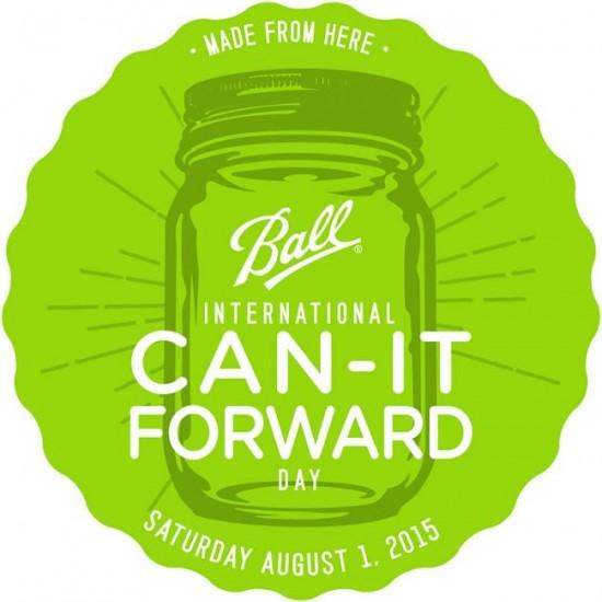 Ca It Forward 2015 Logo via flouronmyface.com