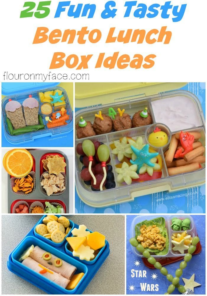 25 bento box lunch ideas flour on my face. Black Bedroom Furniture Sets. Home Design Ideas
