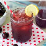 Cherry Iced Tea