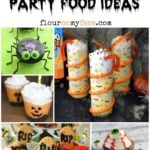 25 DIY Halloween Party Food Ideas via flouronmyface.com