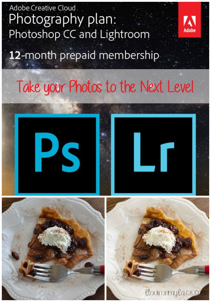 Adobe Creative Cloud Membership via flouronmyface.com