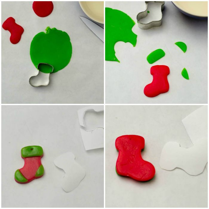 How to make Airheads Candy Ornaments via flouronmyface.com #AirheadsCrafts