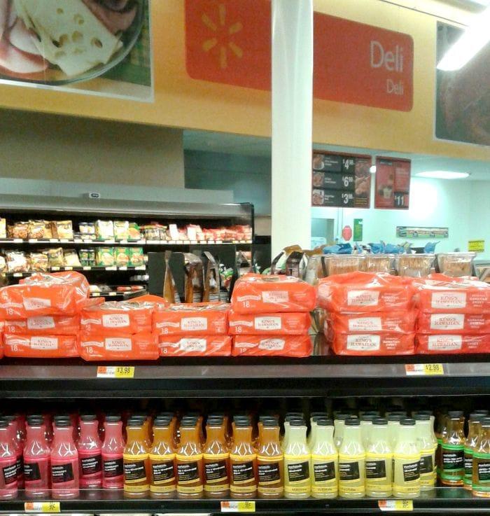 King's Hawaiian Rolls at Walmart via flouronmyface.com