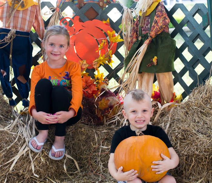 Pumpkin Patch 2015 via flouronmyface.com