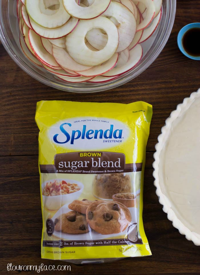 SPLENDA Brown Sugar Blend recipe via flouronmyface.com #SweetSwaps #SplendaSweetie