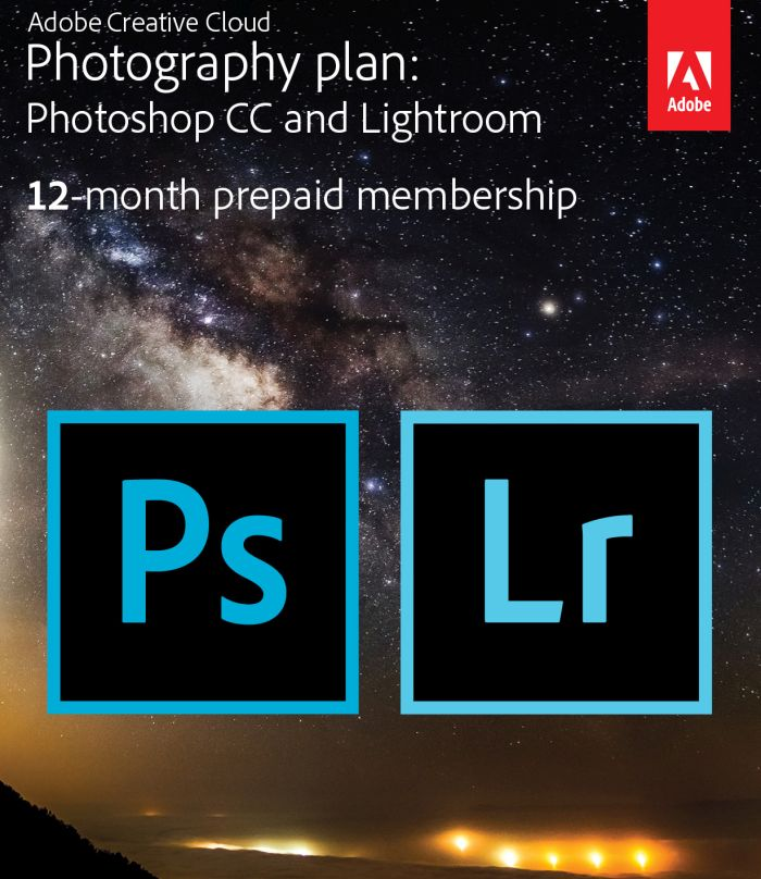 ADOBE Creative Cloud Photo SHop and Lightroom for photographers via flouronmyface.com