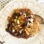 Crock Pot Cranberry Dump Cake recipe via flouronmyface.com
