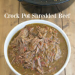 Crock Pot Shredded Beef Recipe