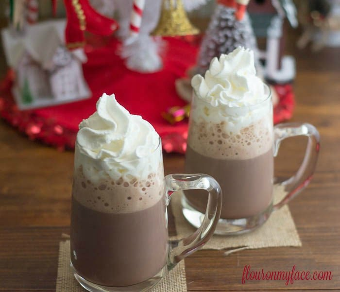 Easy Homemade Hot Cocoa recipe