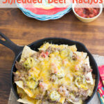 Shredded Beef Nachos Recipe