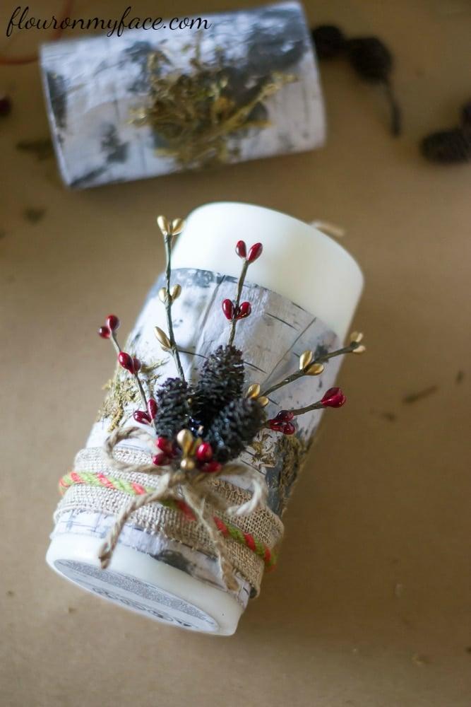 Christmas Decorating Ideas via flouronmyface.com