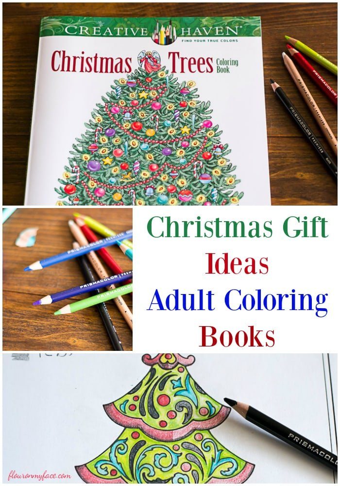 Holiday Gift Guide Adult Coloring Books