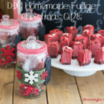 DIY Homemade Fudge Christmas Gifts via flouronmyface.com #homemadeholidays #shop