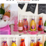 Celebrate a Special Occasion with Easy DIY Mimosa Bar