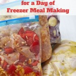 How to Prepare for a Day of Freezer Meal Making