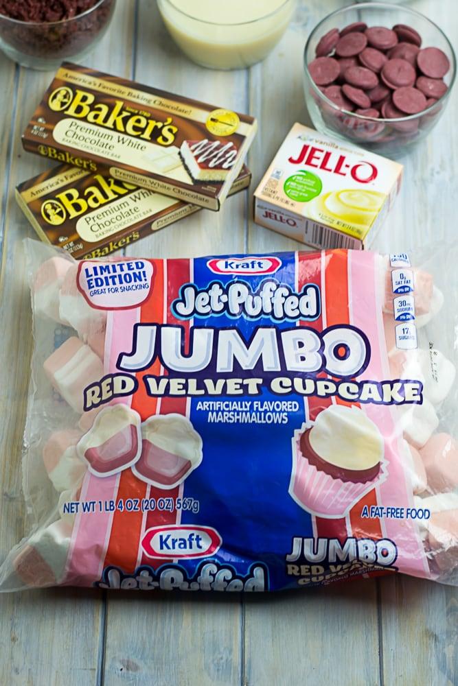 Jet-Puffed-Red-Velvet-Marshmallows via flouronmyface.com