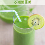 Kiwi Cucumber Smoothie Recipe